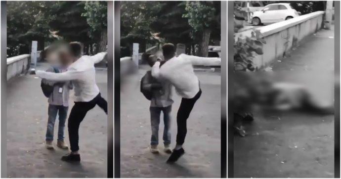"""Il trapper Sayanbull e altri 3 arrestati dopo 2 violente aggressioni: """"Vittime in ginocchio e pestate per un'ora"""". Video postato sui social"""
