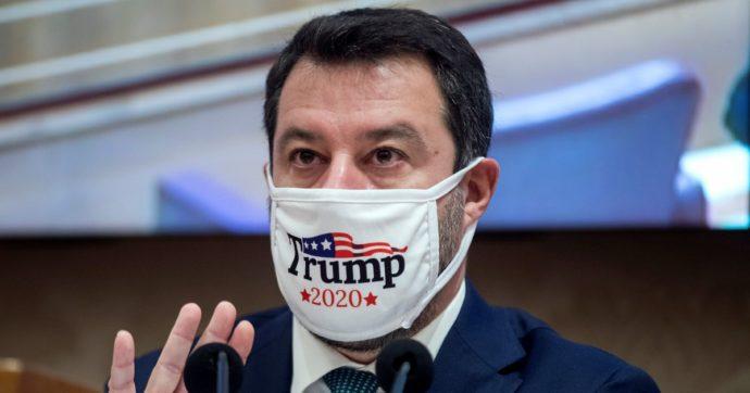 """Elezioni Usa, Salvini finisce sull'Independent: """"Cheerleader di Trump diffonde infondate teorie del complotto sul voto"""""""