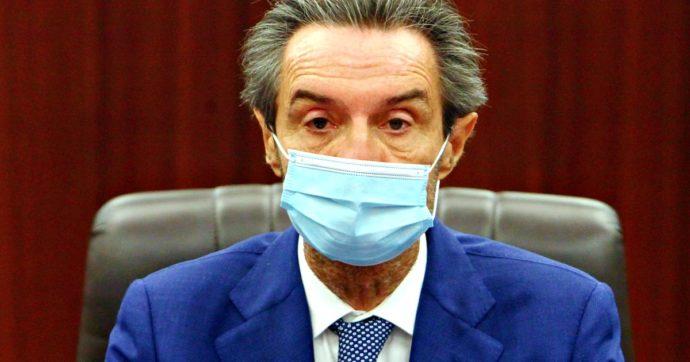 """Coronavirus, l'ultimo caso Lombardia: """"In zona gialla una settimana più del dovuto, i dati non erano ancora consolidati"""""""