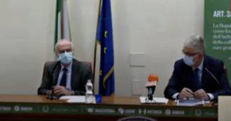 """Rezza spiega perché la Campania è in fascia gialla: """"Ha Rt più basso di Lombardia o Calabria, forse per effetto delle ordinanze regionali"""""""