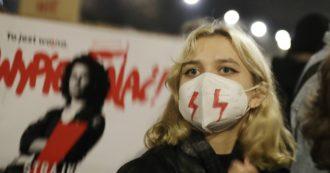 """Polonia, la sentenza che vieta quasi totalmente l'aborto """"verrà pubblicata in Gazzetta ufficiale"""". Attesa una nuova ondata di proteste"""