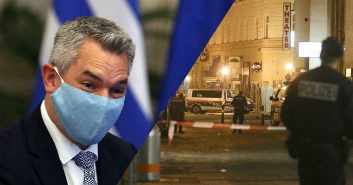 """""""L'attentatore a luglio è stato rilasciato in libertà provvisoria"""": silurato il capo degli 007 di Vienna dopo l'attacco terroristico"""