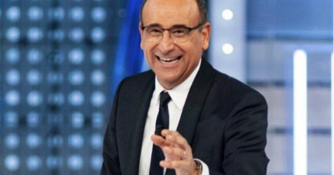Carlo Conti è tornato in tv ed è pronto a condurre un sabato sera che non vi aspettate