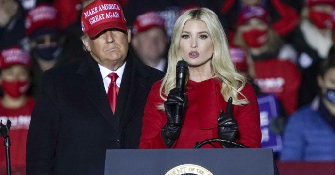 """Elezioni Usa, Trump non vuole concedere la vittoria a Biden. Cnn: """"La figlia Ivanka o il cognato dovranno riportarlo alla realtà"""""""