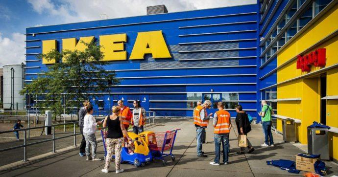 """Ikea multata per 1 milione di euro in Francia: """"Campagna di spionaggio ai danni di rappresentanti sindacali e dipendenti"""""""