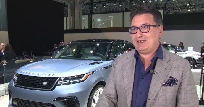 Land Rover, il nuovo capo del centro stile è l'italiano Massimo Frascella