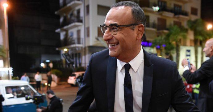 Carlo Conti torna a condurre (da casa) Tale e Quale Show