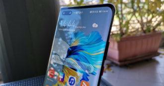 Huawei Mate 40 Pro recensione: uno smartphone eccezionale frenato dall'assenza dell'ecosistema Google