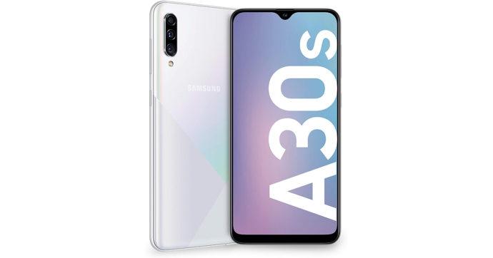 Samsung Galaxy A30s, smartphone economico in offerta su Amazon con sconto del 29%
