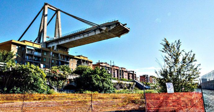 """Ponte Morandi, nuova accusa nell'inchiesta per il crollo: """"Omissione di atti d'ufficio"""""""