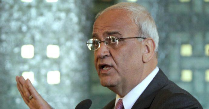 Palestina, la morte di Saeb Erekat lascia un vuoto difficilmente colmabile