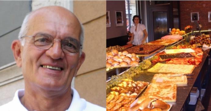 """Covid, è morto Gianni Bernardinello, lo storico fornaio """"Berni"""" di Milano. Durante il lockdown regalava il pane a chi aveva fame"""