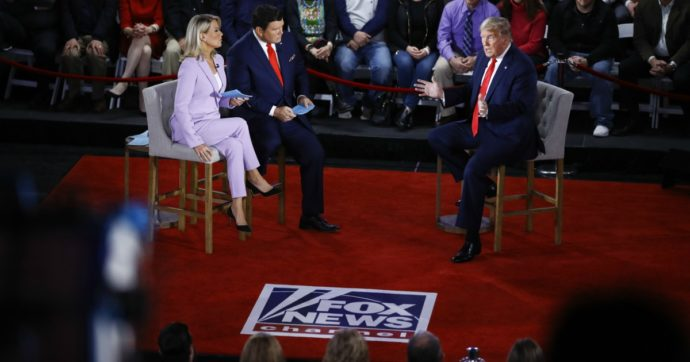 """Usa, """"Trump vuole 'affondare' Fox News con un suo canale digitale in streaming"""""""