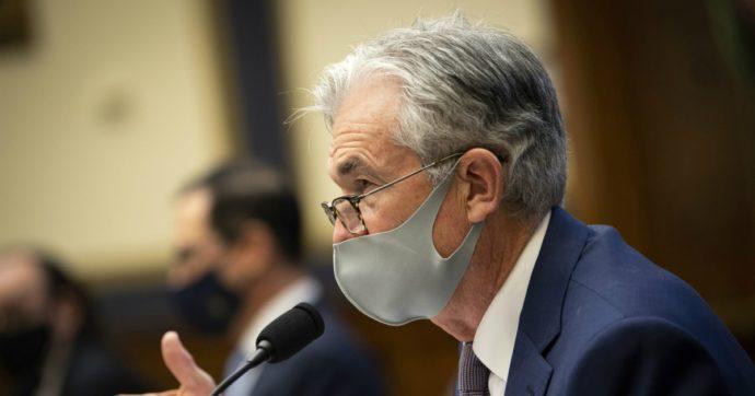 """Lagarde (Bce) dice no ai lockdown totali. Powell (Fed): """"Serviranno altri stimoli. Diseguaglianze frenano ripresa"""""""