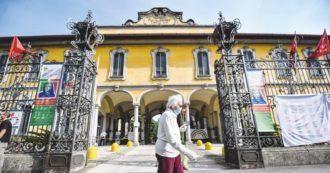 Milano, è gran repulisti al Pio Albergo Trivulzio