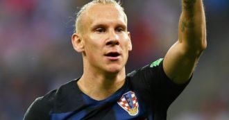 Turquie-Croatie, Vida testée positive pour Covid pendant le match: plusieurs joueurs de Serie A sur le terrain