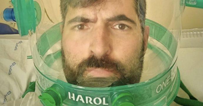 """Lorenzo e la sua drammatica esperienza col covid-19: """"Ero in perfetta forma e sono stato attento ma ho visto il mio compagno di terapia intensiva morire"""""""