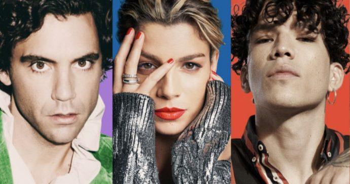 """X Factor 2020, lo sfogo di Emma e i complimenti di Mika a Hell Raton: """"Sei bello, ma quel trucco sui tuoi occhi…"""""""