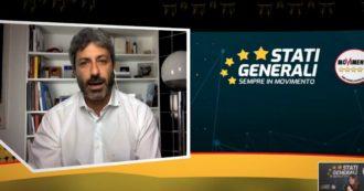 """Stati generali M5s, Fico: """"Proseguire confronto con il centrosinistra e fare rete con altre forze se c'è possibilità di convergenza"""""""