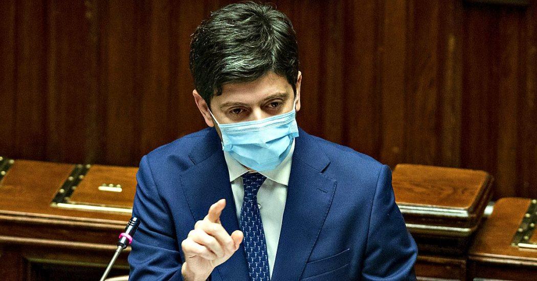 """Ultime Notizie:"""" Coronavirus, le comunicazioni del ministro Speranza alla  Camera sulle ulteriori misure per l'emergenza: segui la diretta tv -  Rassegna Stampa """""""