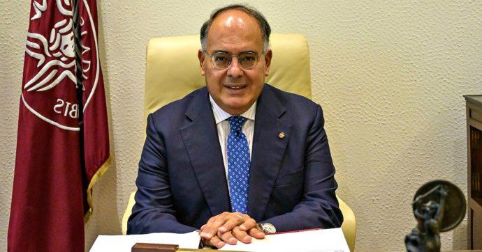 Eugenio Gaudio, il nuovo commissario alla Sanità in Calabria è indagato nell'inchiesta sui concorsi all'università di Catania