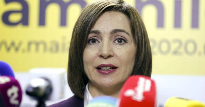 Moldova, l'europeista Sandu sconfigge il presidente filorusso. Putin si congratula a tempo record