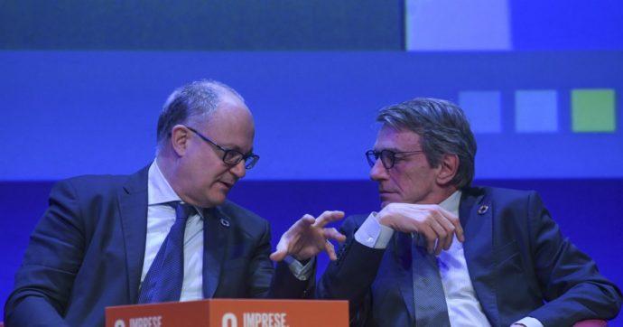 """Gualtieri risponde a Sassoli: """"Cancellare i debiti? Il modo migliore è con la crescita"""". E ribadisce: """"Sì al Mes"""""""