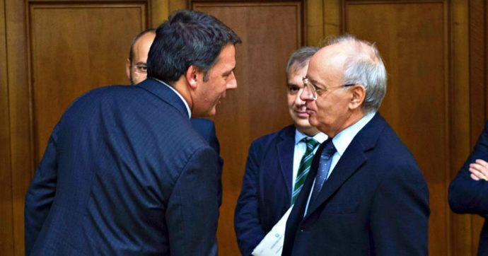 Renzi querela Davigo per una frase in tv sul maxi-prestito dell'amico imprenditore per comprare la villa da oltre un milione di euro