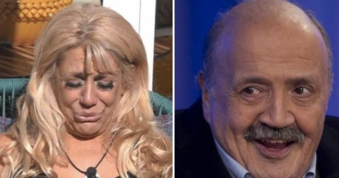 """Maurizio Costanzo sulla possibile vincitrice del Grande Fratello: """"Temo che i tendini del suo viso possano strapparsi"""""""