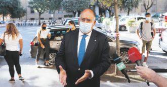 """Calabria, Gaudio si ritira. Conte: """"Errori anche miei Emergency in ospedali"""""""