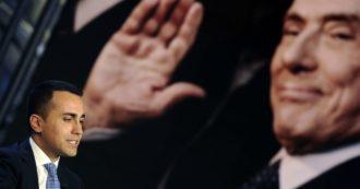 Di Maio chiude all'ingresso di Forza Italia nel governo: 'Oggi come allora non risponderei al telefono. M5s e Berlusconi? Due mondi diversi'