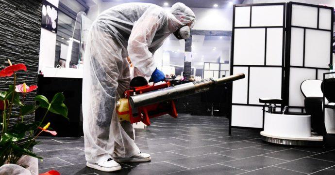 """""""'Sto coronavirus è proprio un buon affare"""": sequestrata a Pesaro ditta di sanificazioni riconducibile a un sorvegliato speciale"""