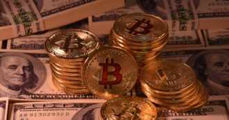 Bitcoin over 29 thousand dollars: four times the value in a year and now even the institutional ones like it.  But beware of volatility