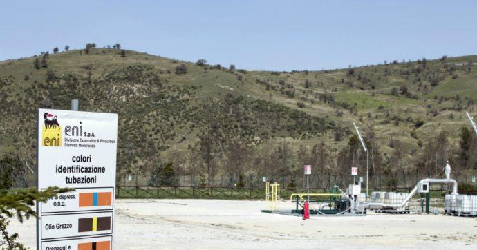 Eni, misterioso inquinamento da sostanze chimiche nel centro olio Val D'Agri a Viggiano
