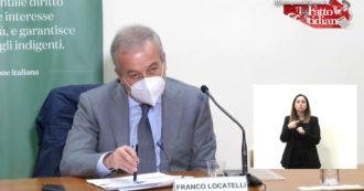 """Coronavirus, Locatelli risponde a Crisanti: """"Affermazioni sconcertanti. Se ci fosse un primo vaccino oggi in Italia, lo farei senza esitazione"""""""