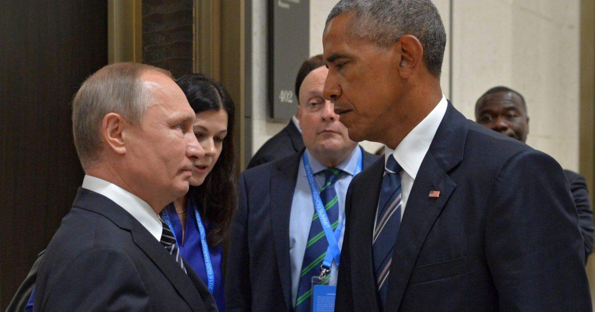"""Un uomo """"fisicamente insignificante"""": questo è Putin secondo Obama"""