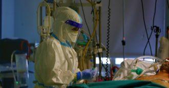 Coronavirus, i dati di oggi – 23.696 nuovi casi e 460 morti. Per la prima volta da febbraio calano i ricoveri (-14), non le terapie intensive