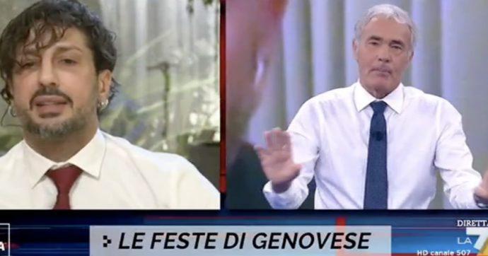 """Alberto Genovese, le rivelazioni di Corona: """"Tu, Telese, accetteresti 50 mila euro per parlare a una festa con ragazzine strafatte?"""""""