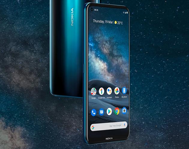Nokia 8.3 5G, lo smartphone di fascia medio alta sbarca finalmente in Italia