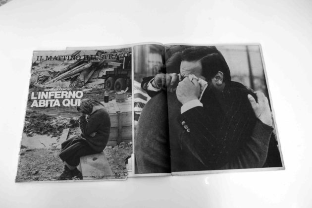 L'inferno abita qua. Il Terremoto dell'Irpinia 40 anni dopo (altro che Covid). In mostra le foto più drammatiche di Antonietta De Lillo e Luciano Ferrara