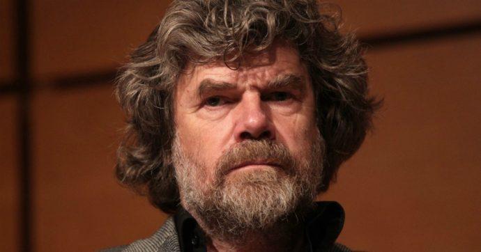 """Reinhold Messner d'accordo con il governo: """"La montagna non è solo sci, giusto tenere le piste chiuse"""""""