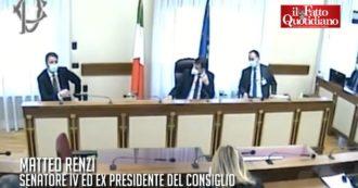 """Renzi difende Al-Sisi in commissione Regeni: """"La non collaborazione egiziana è un falso, non è stata sufficiente ma c'è stata"""""""