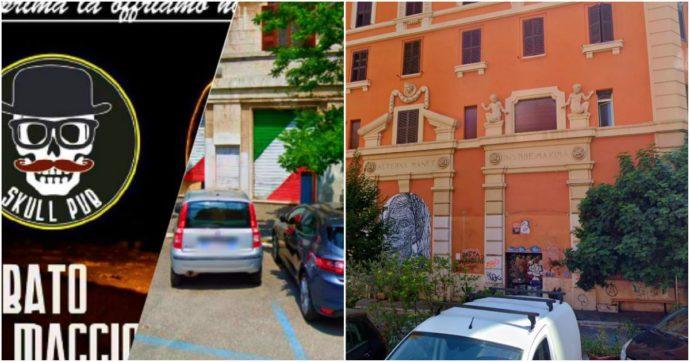 Sgomberi a Roma: stop al pub abusivo e sede di Forza Nuova a San Giovanni. A San Lorenzo sfrattato lo spazio culturale Cinema Palazzo
