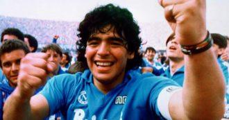 Maradona, noi napoletani abbiamo perso un fratello maggiore