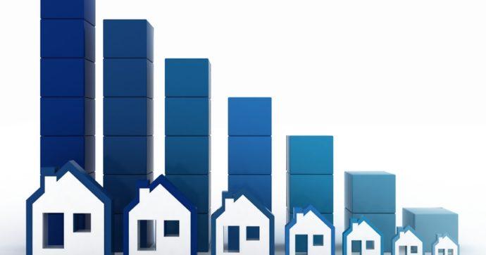 Calano i prezzi degli immobili in Italia