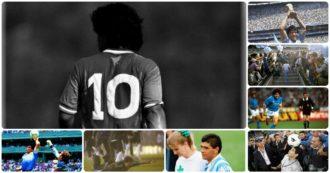 Diego Armando Maradona è morto: aveva 60 anni. Il calcio perde il più grande di sempre