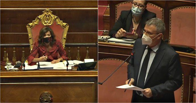 Caso Santelli, Vigilanza ascolterà Di Mare sulla censura a Morra. Al Senato scontro Casellati-Endrizzi (M5s): i renziani lasciano l'aula
