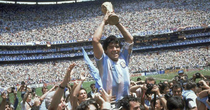 Maradona, pensavamo fossi immortale ma in realtà eri un dio