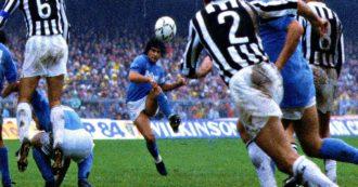 Spero che Napoli non abbia più bisogno di altri Maradona per sentirsi orgogliosa