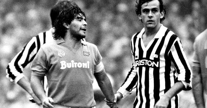 """Diego Armando Maradona, Maurizio De Giovanni: """"L'unico nella sua categoria. Quando lo incontrai gli guardai il suo piede sinistro"""""""